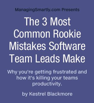 3 Rookie Mistakes Guide Cover